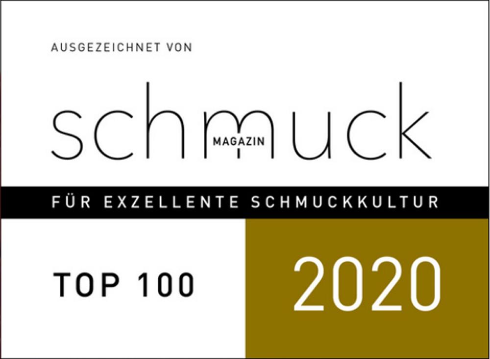 Ausgezeichnet vom Schmuckmagazin für exzellente Schmuckkultur 2018