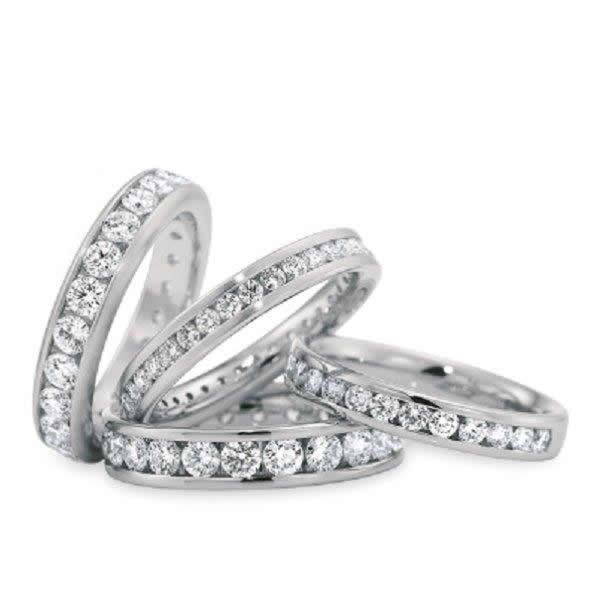 Gleiches Design & unterschiedliches Karat ergeben andere Ringe - ab 1.700,00€