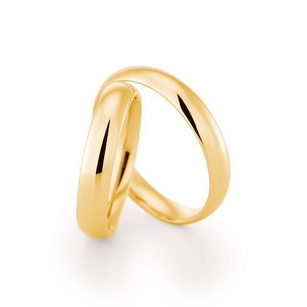 Strahlende Gelbgold Trauringe - ab 685,00€