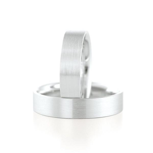 Eheringe in minimalistischem Design - Paarpreis ab 1.200,00€
